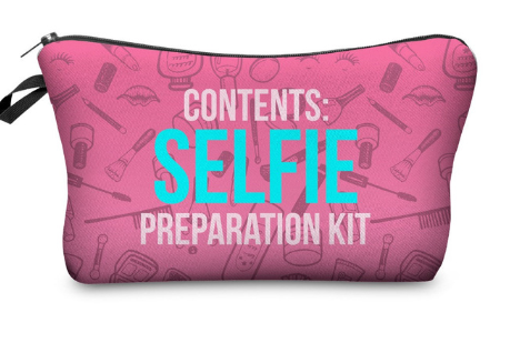Selfie Mini Travel Bag