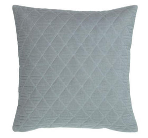 Pillow IH Quilted Velvet - 13 Hub Lane   |  Decorative Pillow