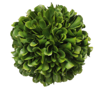 007-Boxwood Ball - 13 Hub Lane - A&B Home Boxwood Ball Home Decor