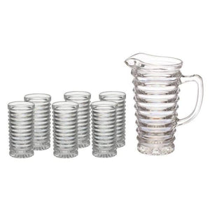 Lisel Cut Crystal - 13 Hub Lane   |  Pitcher