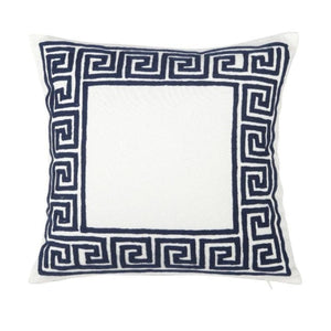 Embroidered Pillow - 13 Hub Lane   |