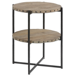 Kamau Accent Table - 13 Hub Lane   |  Side/Accent Table