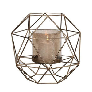 Myah Candleholder - 13 Hub Lane   |  Candle Holder