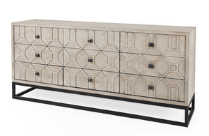 Genevieve II 9-Drawer Sideboard - 13 Hub Lane   |