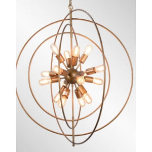Ellie Medium Chandelier - 13 Hub Lane   |  Chandelier