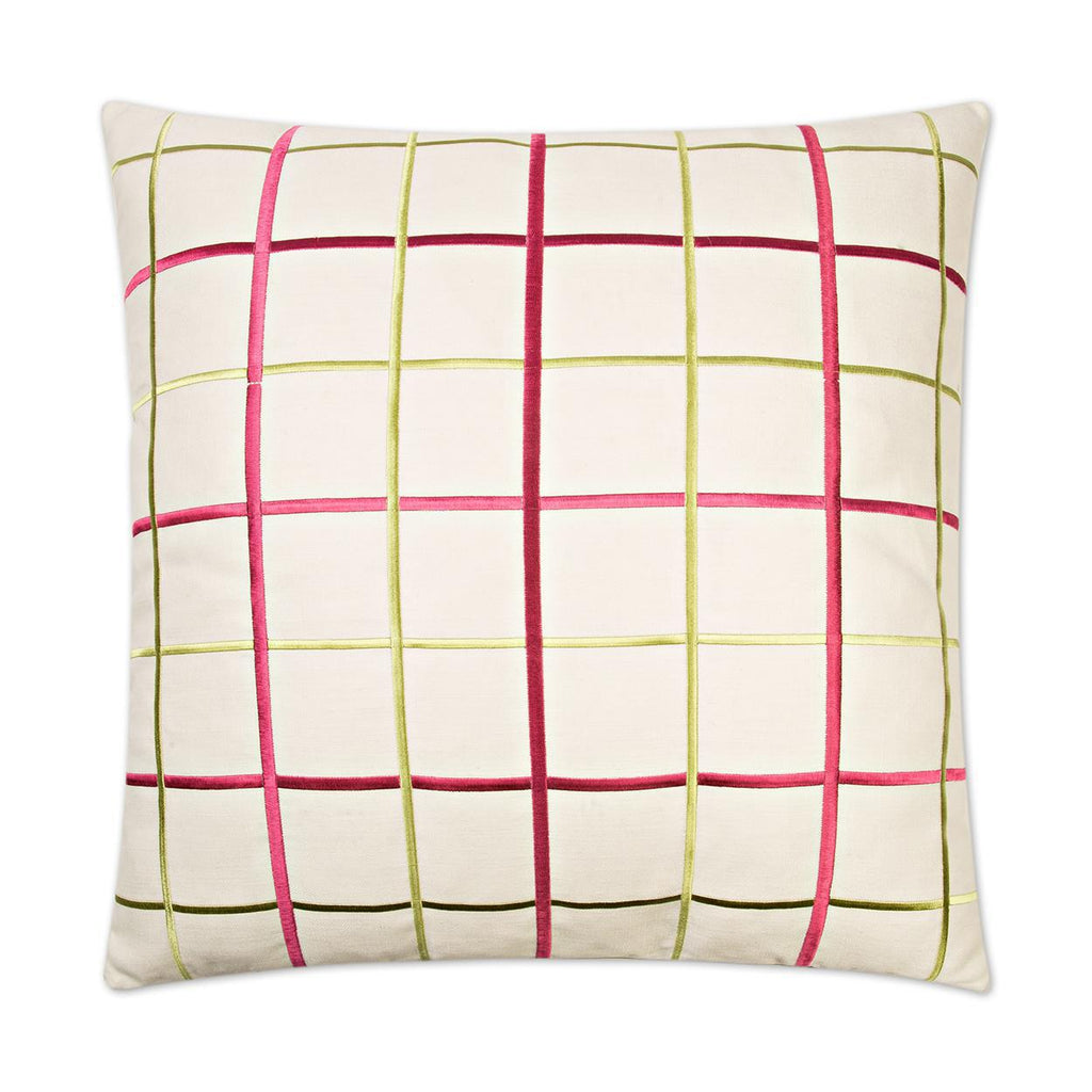 Gateway-Raspberry Pillow - 13 Hub Lane   |  Decorative Pillow