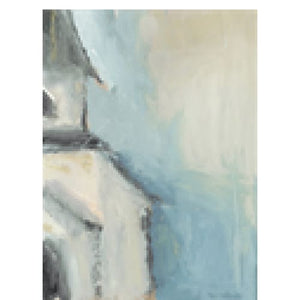 Tranquil Fortress Art - 13 Hub Lane   |  Wall Art