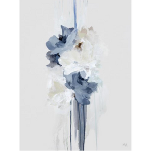 037-Canvas - Abundance in Bloom X / 20x27 - 13 Hub Lane - 037- Canvas Leftbank Art
