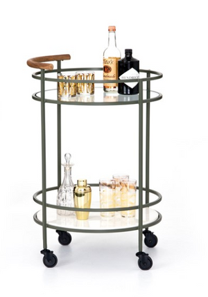 Dempsey Bar Cart - 13 Hub Lane   |