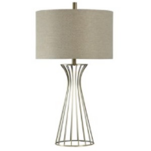 Classic Formed Metal Table Lamp - 13 Hub Lane   |  Table Lamp