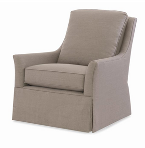 Tori Swivel Glider Chair - 13 Hub Lane   |  Chair