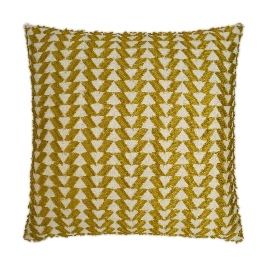 Fringe Benefits Pillow - 13 Hub Lane   |  Decorative Pillow