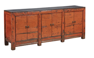 Antique Amber Sideboard - 13 Hub Lane   |