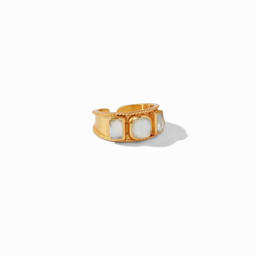 Julie Vos Savoy Three Stone Ring - 13 Hub Lane   |