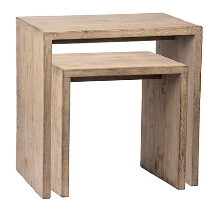 Merwin Nesting Side Tables Set/2