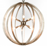 Blu Opal Flash Pendant - 13 Hub Lane   |  Chandelier
