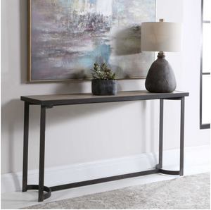 Basuto Console Table - 13 Hub Lane   |