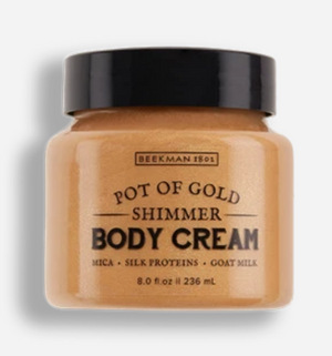 Beekman 1802 Pot of Gold Whipped Body Cream - 13 Hub Lane   |  Lotion