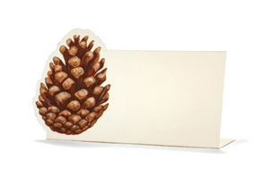 Pinecone Place Card - 13 Hub Lane   |  Place Card