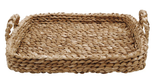 Bankuan Braided Tray - 13 Hub Lane   |  Tray