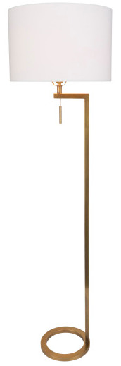 Reese Floor Lamp - 13 Hub Lane   |  Floor Lamp