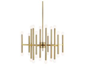 Beckham Modern Large Chandelier - 13 Hub Lane   |