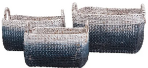 Cascade Water Hyacinth Baskets - 13 Hub Lane   |