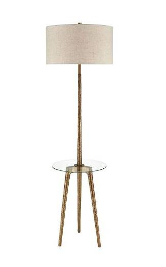 Timbuktu 1-Light Floor Lamp - 13 Hub Lane   |