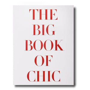 154-Assouline Books - Big Book of Chic - 13 Hub Lane - Assouline Books Home Decor