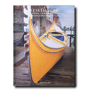 154-Assouline Books - Venetian Chic - 13 Hub Lane - Assouline Books Home Decor