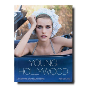 154-Assouline Books - Young Hollywood - 13 Hub Lane - Assouline Books Home Decor