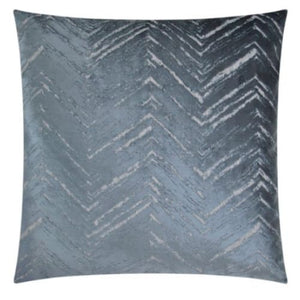 Zermatt-Silver Pillow - 13 Hub Lane   |  Decorative Pillow