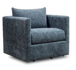 Wilmer Swivel Chair - 13 Hub Lane   |