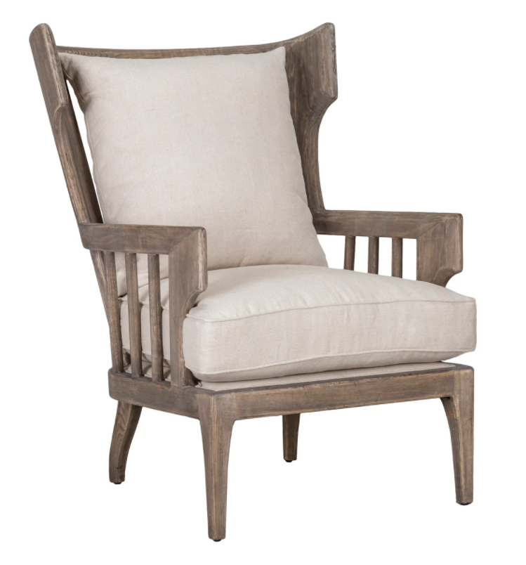 Lawrence Accent Chair - 13 Hub Lane   |