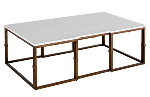 Stevens Coffee Table - 13 Hub Lane   |  Coffee Table