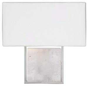 Custom Order UT Ice Block Sconce - 13 Hub Lane   |