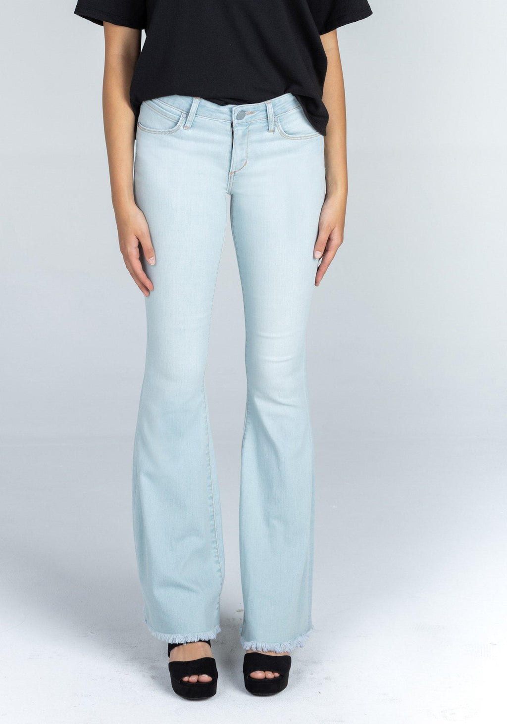 Faith Kauai Flare Jeans - 13 Hub Lane   |
