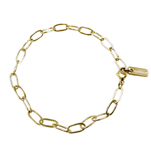 Essential Links Bracelet in 14k Gold Filled - 13 Hub Lane   |