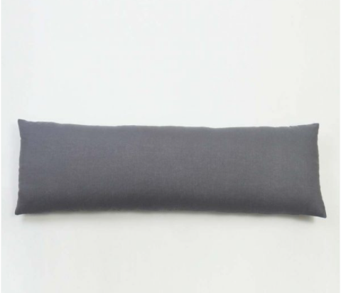 Damara Linen Body Pillow - 13 Hub Lane   |