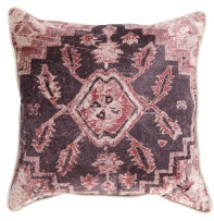 Vera Wine Multi Pillow - 13 Hub Lane   |  Decorative Pillow