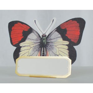 Butterfly Place Card - 13 Hub Lane   |  Place Card