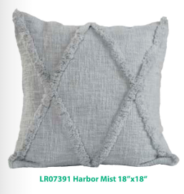 Double X Pillow - 13 Hub Lane   |
