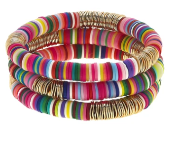 EMBERLY COLOR-BLOCK AUTUMN - 13 Hub Lane   |  Bracelet