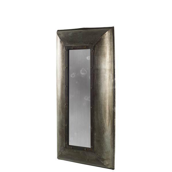 Flint III Wall Mirror - 13 Hub Lane   |  Mirror