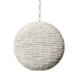 Theta Beaded Pendant - 13 Hub Lane   |