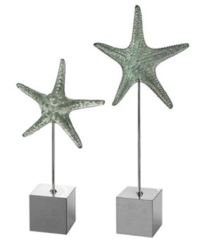 Sculpture UT Starfish