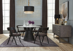 Naomi Round Dining Table - 13 Hub Lane   |  Dining Table