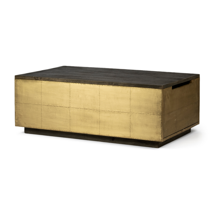 Georges II Rectangular Coffee Table