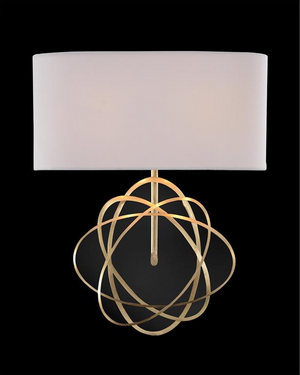 Layered Acrylic Two-Light Wall Sconce - 13 Hub Lane   |