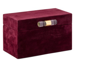 Suede Boxes - 13 Hub Lane   |